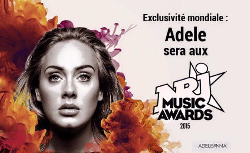 Adele, Cannes 1