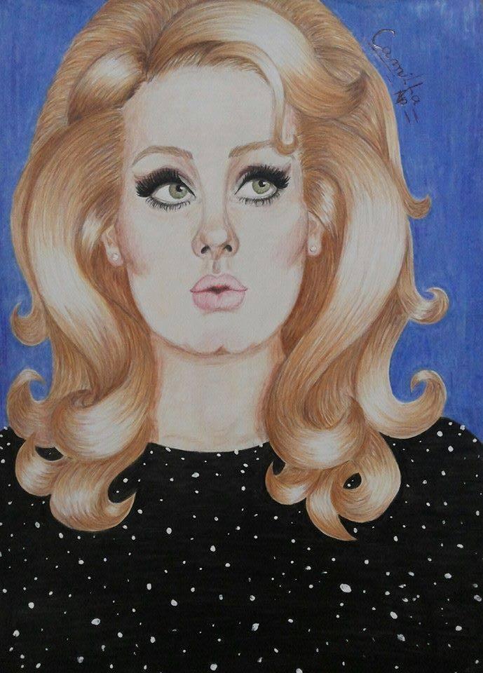 Camilla, Adele large